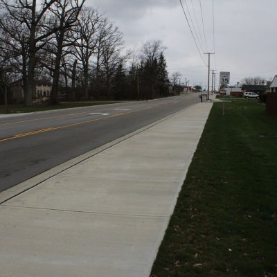 Chambersburg Road Project
